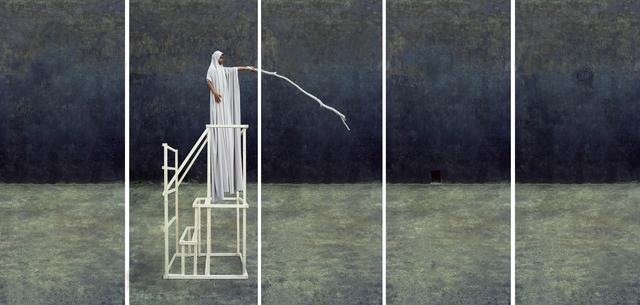 , 'Kadija's Minbar,' 2016, Mariane Ibrahim Gallery