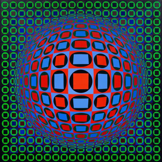 , 'KEZDI-DOMB,' 1968-1975, Galería RGR