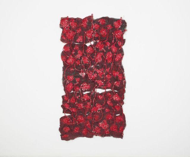 , 'Magenta No. 1,' 2014, Gallery Isabelle van den Eynde