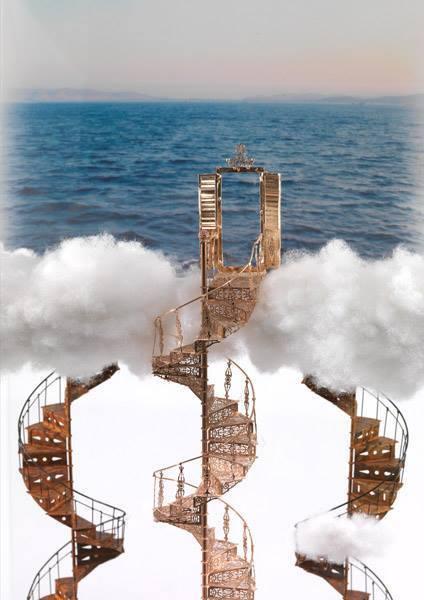 , '(SP) Stairway to Heaven,' 2013, ARTION GALLERIES