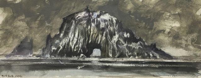 , 'Bull Rock,' 2015, Eames Fine Art