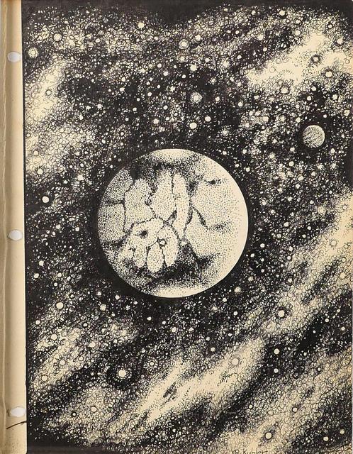 Renaldo Kuhler, 'Rogue Planet', 1956, Ricco/Maresca Gallery