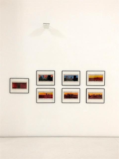 , 'Archives de l'Archéologue - Carsulae/Ostia Antica,' 1984, Brigitte March International Contemporary Art