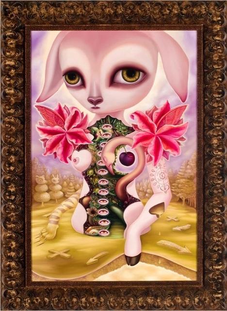 , 'Patron Saint of Elusive Dreams,' 2012, AFA Gallery