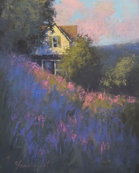 """, '""""Hills of Lavender"""",' 2017, Bonner David Galleries"""