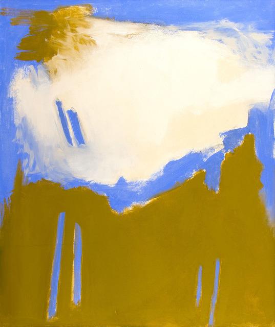 Esteban Vicente, 'COMPOSITION', 1995, Jerald Melberg Gallery