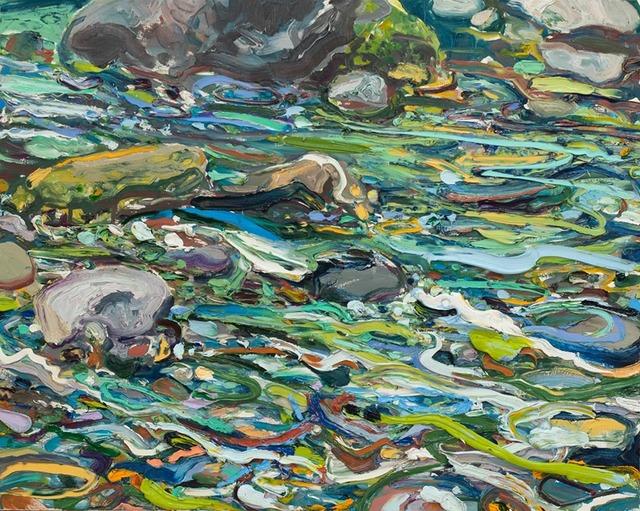 , 'Cumulative Nature: Maneuvered Motions,' 2019, Valley House Gallery & Sculpture Garden
