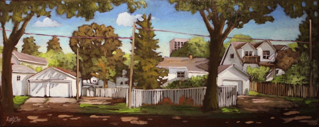 , 'Off 110 Street,' 2017, The Front Gallery