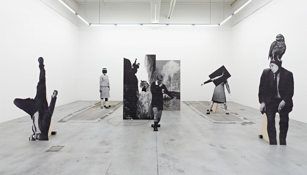 Jakob Kolding, 'Balancing Acts', 2013, Galleri Nicolai Wallner