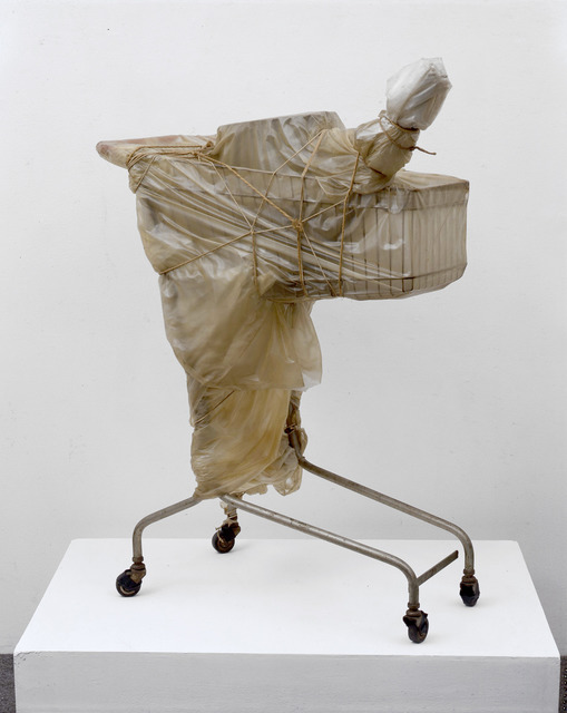 , 'Packed Supermarket Cart,' 1963, Annely Juda Fine Art