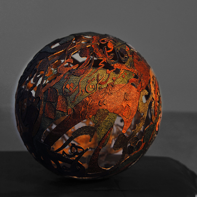, 'Payam,' 2014, Anna Laudel