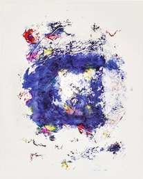 Sam Francis, 'Untitled,' ca. 1974-1975, Sotheby's: Contemporary Art Day Auction