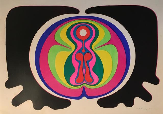 , 'Das Zentralnervensystem,' 1966, Galerie SOON