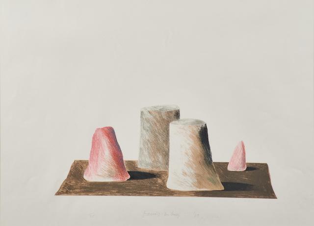 David Hockney, 'Imaginary Landscape', 1969, Rago