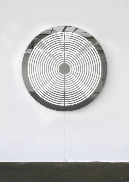 Jeppe Hein, 'Breathe in Breathe out', 2019, KÖNIG GALERIE