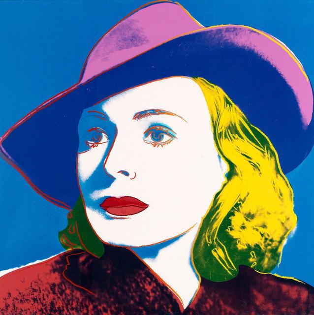 Andy Warhol, 'Ingrid Bergman With Hat (FS II.315)', 1983, Revolver Gallery