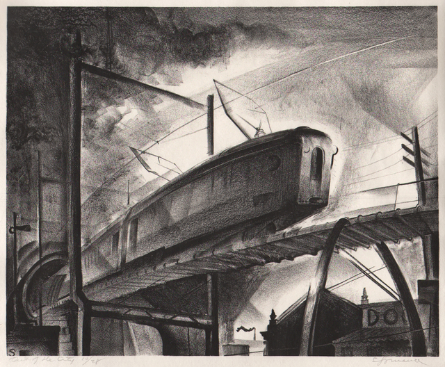 , 'Out of the City ,' 1930, Dolan/Maxwell