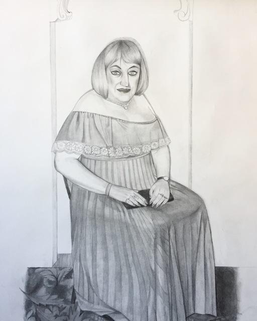 , 'Veronica,' 2019, MULHERIN