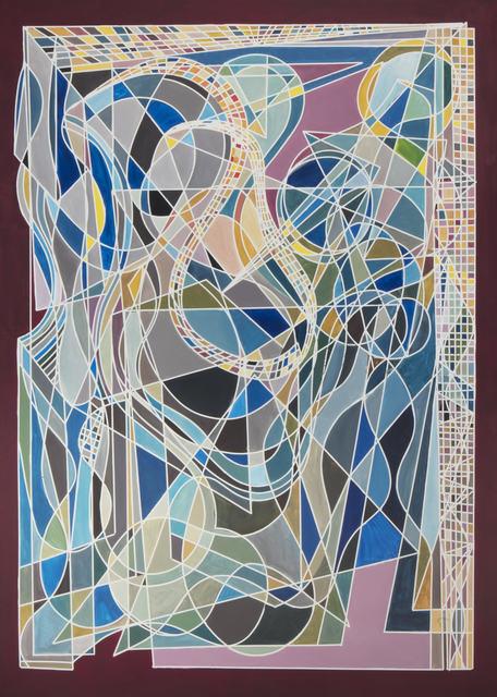 , 'Figuring Point ,' 2018, Ruiz-Healy Art