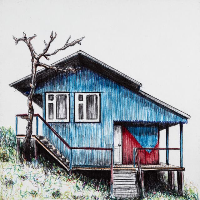 , 'I don't Draw on Sundays - 7632,' 2018, Beatriz Esguerra Art
