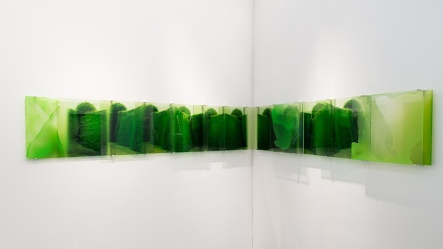 , 'Liquid Green (from the Green Space Series),' 2009, The Fine Art Society