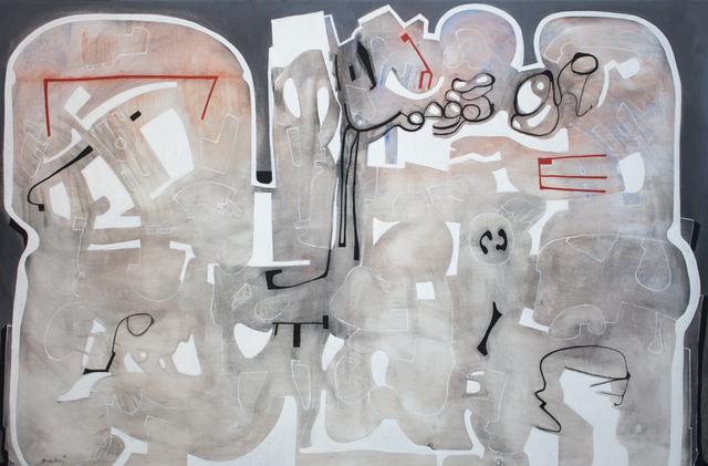 , 'Big music,' 2018, Matthew Liu Fine Arts