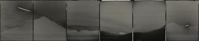 Chris McCaw, 'Sunburned GSP #789 (Near Dietrich River, Arctic Circle, Alaska)', 2014, Haines Gallery