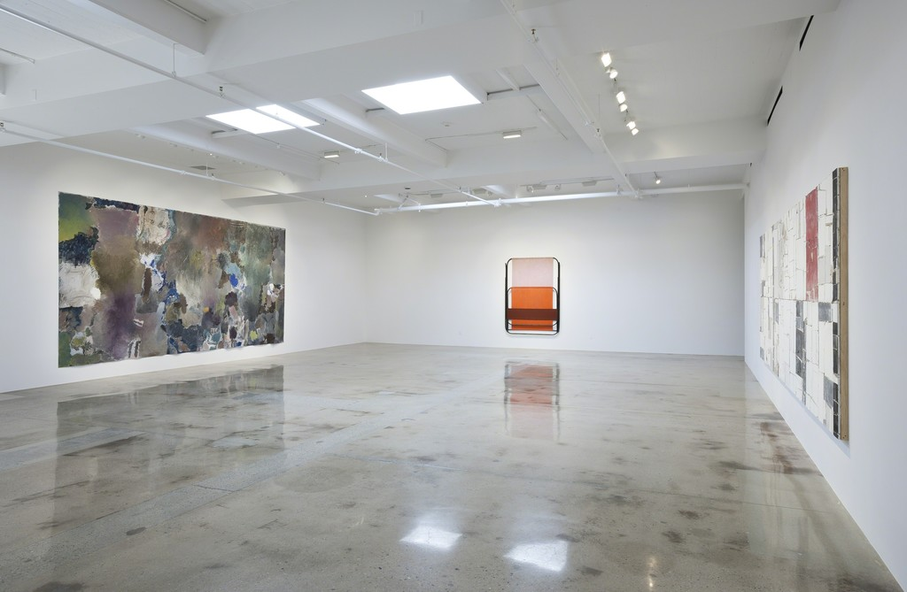 Extraction, Installation view, Steve Turner, July 2015