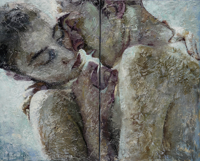 , '5-4-14 (diptych),' , Villa del Arte Galleries