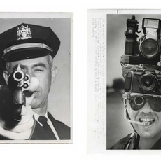 , 'TQ 19/20: Thug's Eye View/David Floyd Camera Contraption,' 1957/1988, Moss Bureau