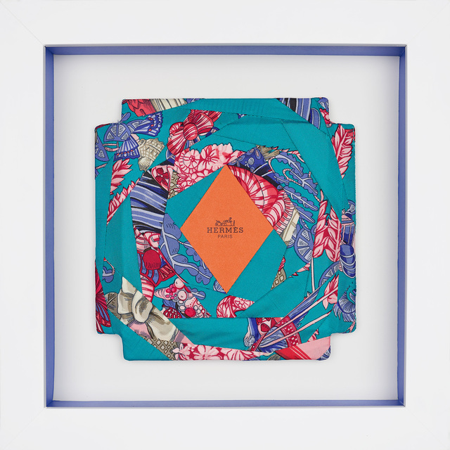 , 'Hermès Electric Quilt,' 2018, STEPHEN WILSON