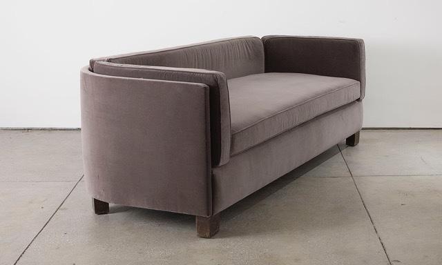 , 'Sofa for Svenskt Tenn,' ca. 1940, Hostler Burrows
