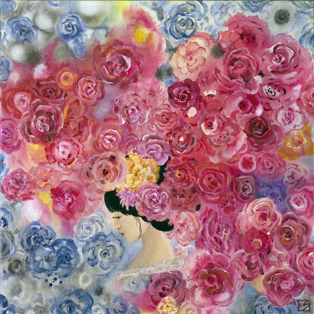 , 'Rose Tender,' , Basic Space Gallery