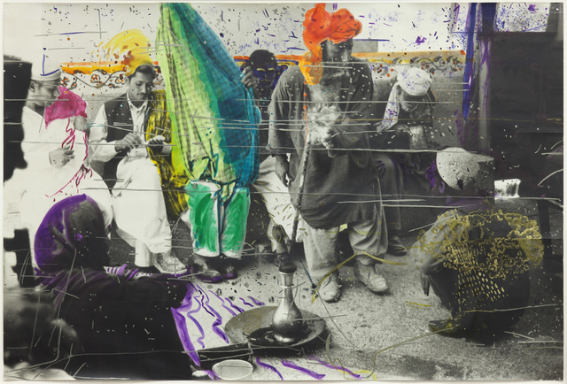 Sigmar Polke, 'Untitled (Quetta, Pakistant),', 1974-1978, Museum Ludwig