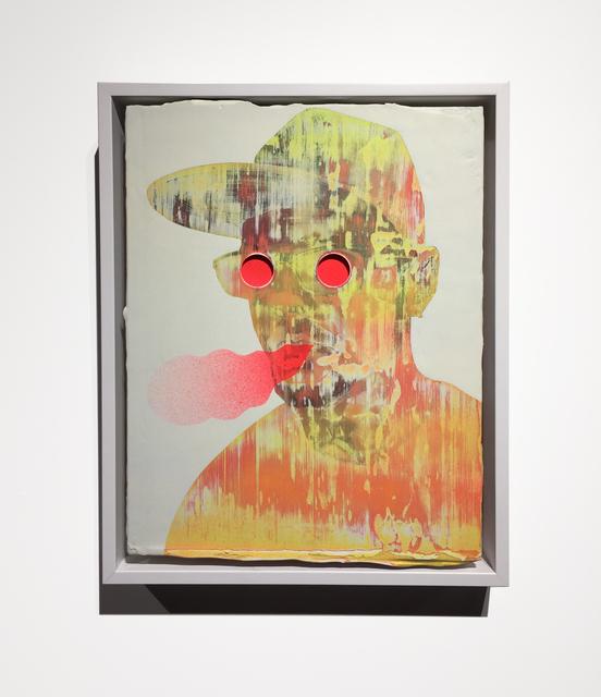 , 'Portrait Of The Artist In The Fourth Dimension,' 2017, CORDESA