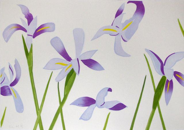 , 'Blue Flags,' 2014, Hamilton-Selway Fine Art
