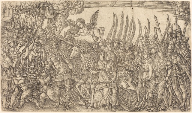 Jean Duvet, 'The Triumph of the Unicorn,' probably 1561, National Gallery of Art, Washington, D.C.