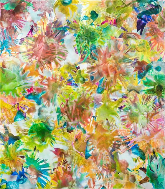 , 'Cynia,' 2016, Galerie Michael Sturm