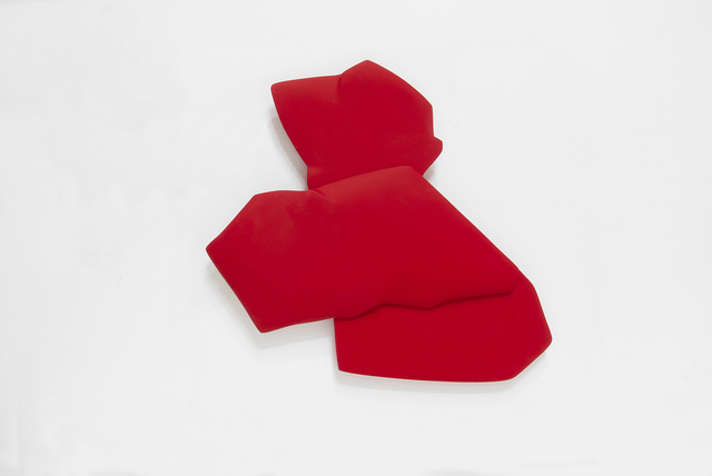 , 'One Fold Red,' 2017, Spotte Art