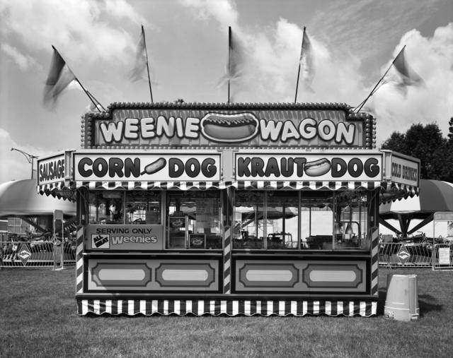 , 'Carnival Midway: Weenie Wagon,' 2008, David Klein Gallery