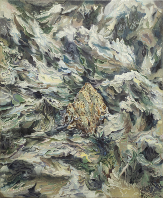 Marin Majic, 'Passion rock', 2020, Painting, Acrylic and oil on linen, A3 Arndt Art Agency