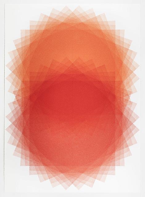 , '64 Layers,' 2017, ODETTA