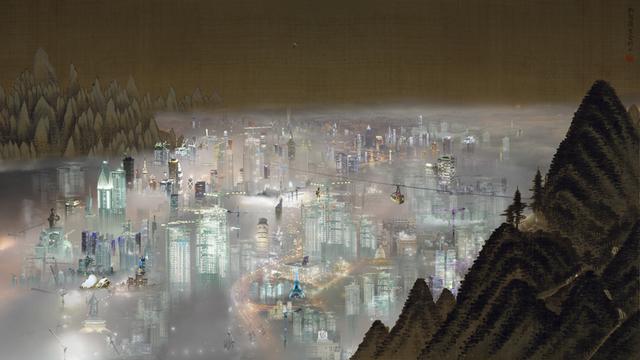 , 'New-DanbalryeongMangeumgang,' 2009, Leehwaik Gallery