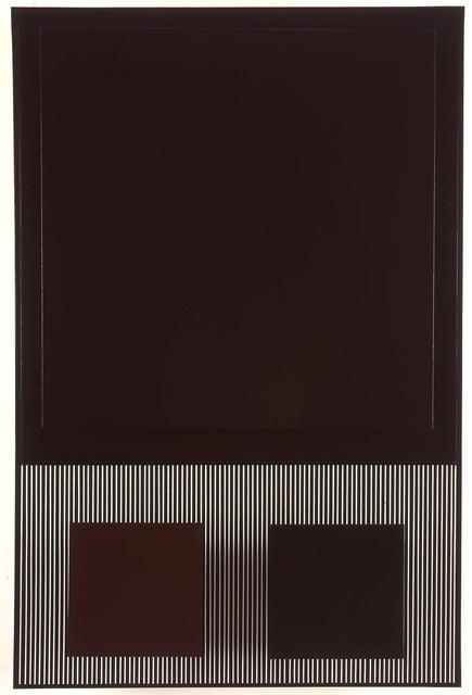 , 'CARRÉ NOIR,' 1991, Galería Cayón