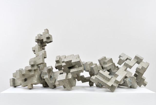 , 'Broken Volume (10L),' 2013, Campoli Presti