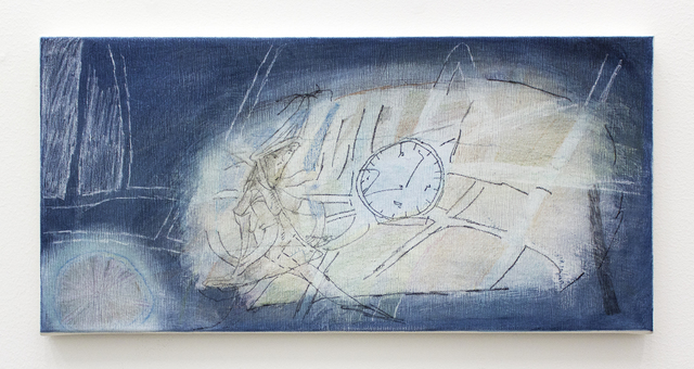 , 'The Great Clock Spell,' 2016, Galleri Jacob Bjørn