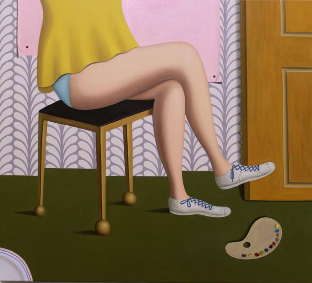 , 'Superga,' 2014, Mary Mary