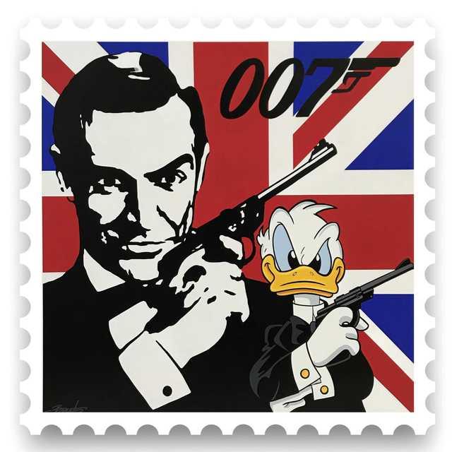 , 'Bond 007,' 2018, Thompson Landry Gallery