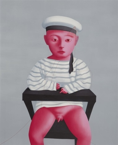 , 'Baby in a Sailor Suit,' 2009, Artsnap