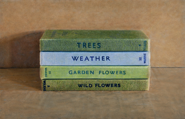 , 'Four Books (2),' 2009, Nancy Hoffman Gallery
